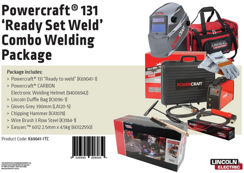 Killer welding package deal!